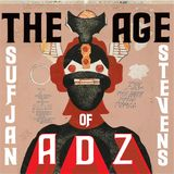 Sufjan Stevens - The Age Of Adz disponible sur Amazon.fr