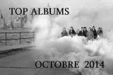 Top albums - octobre 2014