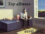 Top albums - avril 2012